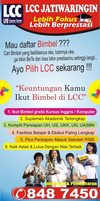 X-Banner LCC JATIWARINGIN