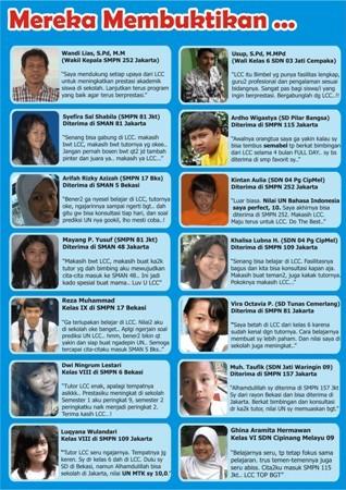Cari Bimbel Murah Brilliant Student Center