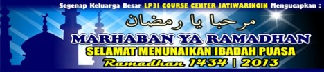 LP3I COURSE CENTER JATIWARINGIN, LCC JATIWARINGIN, LCC