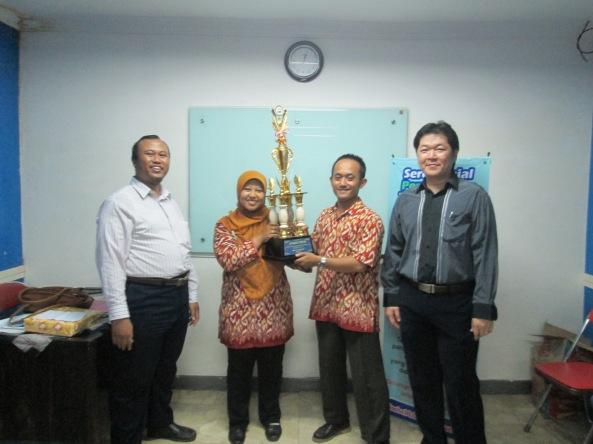 Juara Umum - SDN Jati Makmur I