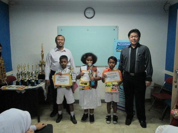 Para Juara - Kelas III SD