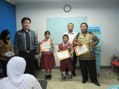 Para Juara - Kelas IV SD