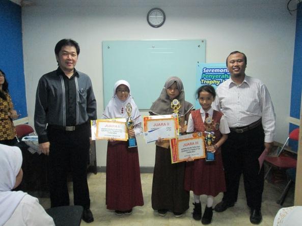 Para Juara - Kelas V SD